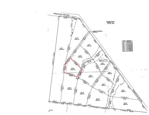 10 Hanging Rock Dr, Altamont, TN 37301 (MLS #RTC2152283) :: Benchmark Realty