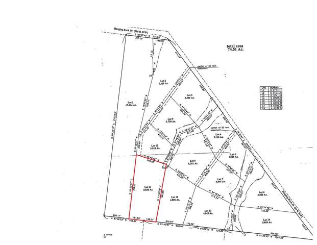11 Hanging Rock Dr, Altamont, TN 37301 (MLS #RTC2152285) :: Armstrong Real Estate