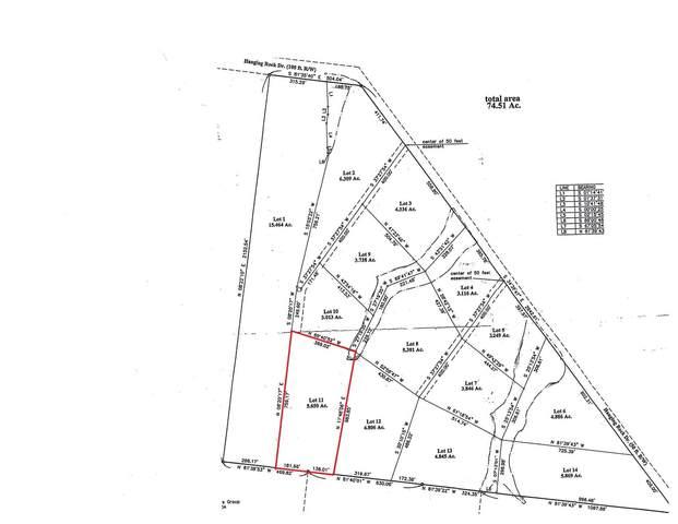 11 Hanging Rock Dr, Altamont, TN 37301 (MLS #RTC2152285) :: Benchmark Realty