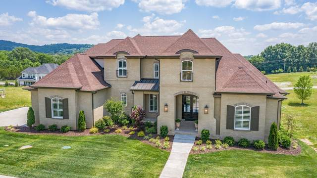 6313 Turkey Foot Ct, Franklin, TN 37067 (MLS #RTC2152286) :: The Milam Group at Fridrich & Clark Realty