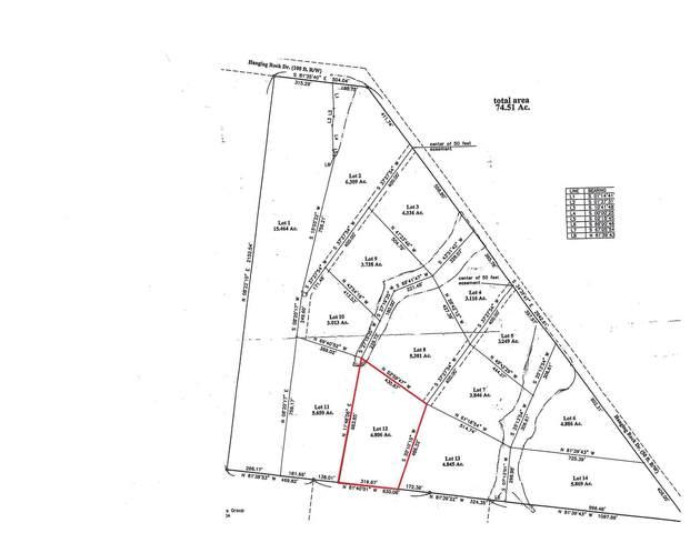12 Hanging Rock Dr, Altamont, TN 37301 (MLS #RTC2152289) :: Benchmark Realty