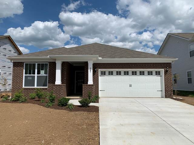 307 Whisper Wood Way #17, Lebanon, TN 37087 (MLS #RTC2152327) :: Benchmark Realty