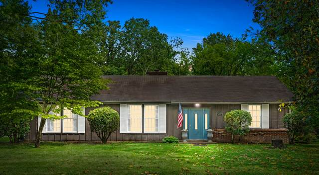 212 Kirby Drive, Clarksville, TN 37042 (MLS #RTC2152345) :: Berkshire Hathaway HomeServices Woodmont Realty