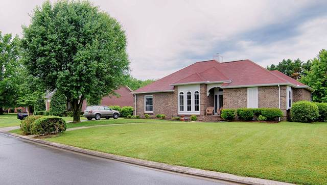 1538 Kensington Dr, Murfreesboro, TN 37130 (MLS #RTC2152406) :: Berkshire Hathaway HomeServices Woodmont Realty