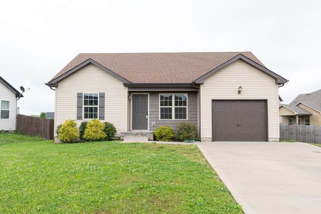 2323 Button Dr, Clarksville, TN 37040 (MLS #RTC2152432) :: Berkshire Hathaway HomeServices Woodmont Realty