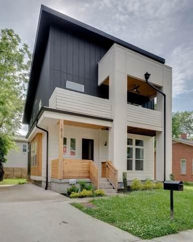 1829 10th Ave N, Nashville, TN 37208 (MLS #RTC2152440) :: John Jones Real Estate LLC