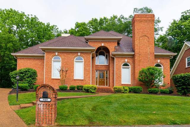 909 Stone Box Ct, Brentwood, TN 37027 (MLS #RTC2152447) :: Team Wilson Real Estate Partners