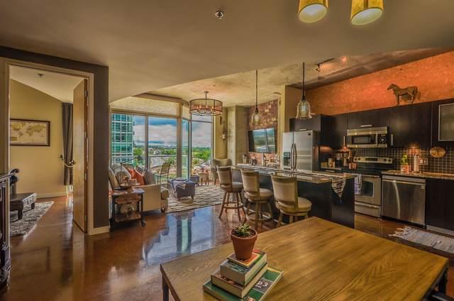 600 12th Ave South #1502 #1502, Nashville, TN 37203 (MLS #RTC2152450) :: John Jones Real Estate LLC