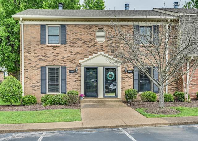 5809 Brentwood Trace, Brentwood, TN 37027 (MLS #RTC2152505) :: RE/MAX Homes And Estates