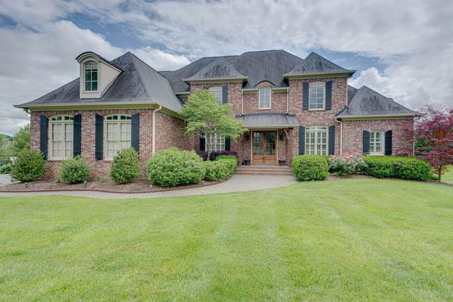 9513 Wexcroft Dr, Brentwood, TN 37027 (MLS #RTC2152508) :: The Matt Ward Group