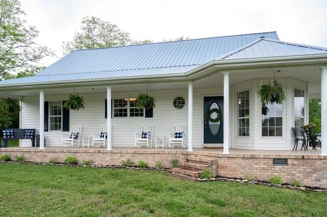 205 Haley Ln, Woodbury, TN 37190 (MLS #RTC2152559) :: RE/MAX Homes And Estates