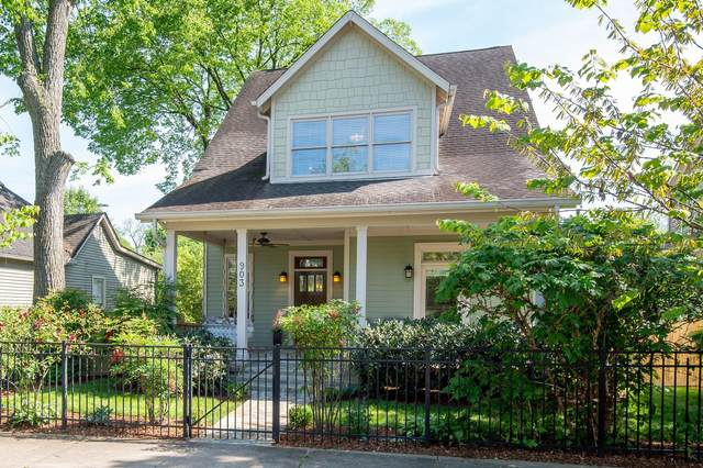 903 Montrose Ave, Nashville, TN 37204 (MLS #RTC2152569) :: Village Real Estate
