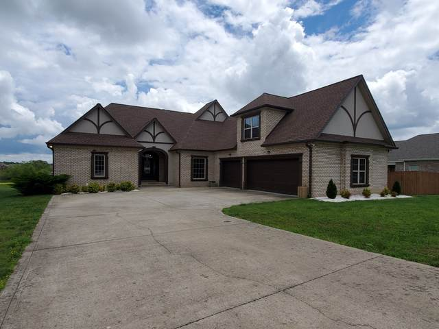 145 Covey Rise Cir, Clarksville, TN 37043 (MLS #RTC2152578) :: Stormberg Real Estate Group