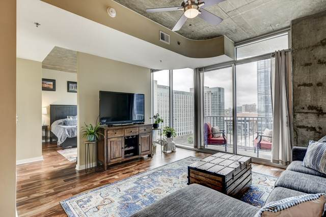 301 Demonbreun St #1717, Nashville, TN 37201 (MLS #RTC2152579) :: Morrell Property Collective | Compass RE