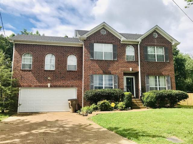 1420 Forrestal Way, Antioch, TN 37013 (MLS #RTC2152595) :: Five Doors Network