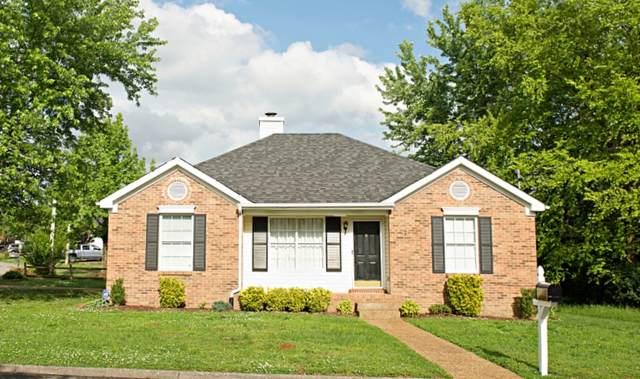 350 N Birchwood Drive, Hendersonville, TN 37075 (MLS #RTC2152605) :: Village Real Estate