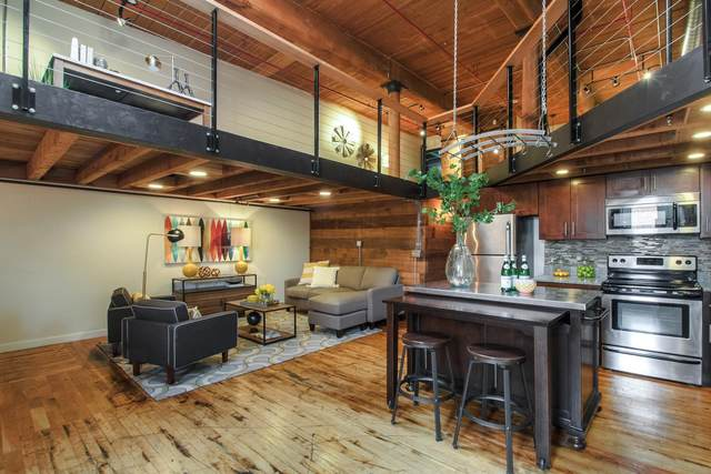 1350 Rosa L Parks Blvd #435, Nashville, TN 37208 (MLS #RTC2152622) :: John Jones Real Estate LLC