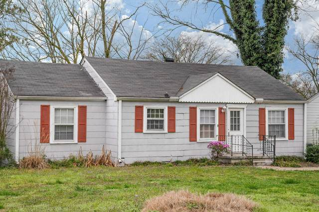 606 Spencer Ave, Gallatin, TN 37066 (MLS #RTC2152625) :: RE/MAX Homes And Estates