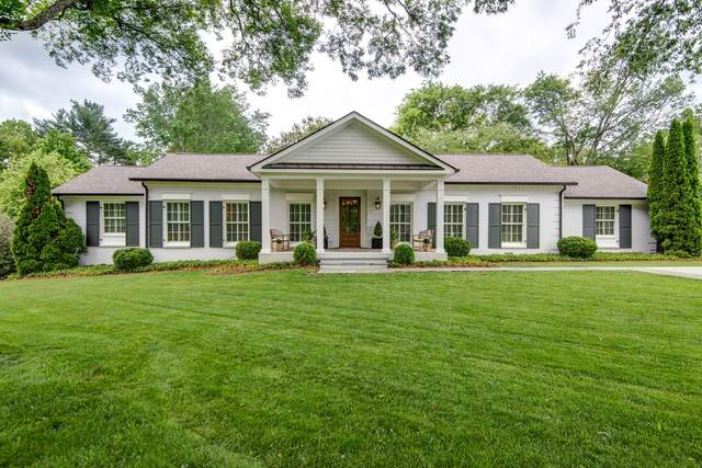 5309 Meadowlake Rd, Brentwood, TN 37027 (MLS #RTC2152640) :: RE/MAX Homes And Estates