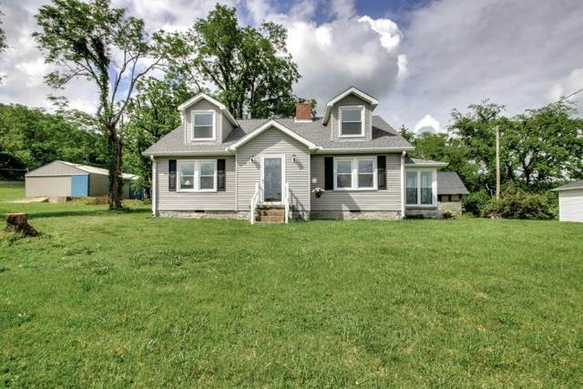 356 Coop Road, Bell Buckle, TN 37020 (MLS #RTC2152667) :: The Milam Group at Fridrich & Clark Realty