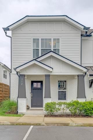 312 W Mill Dr, Nashville, TN 37209 (MLS #RTC2152679) :: Village Real Estate