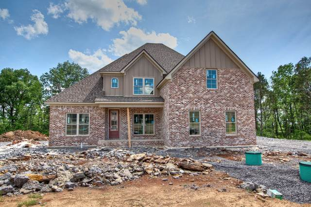 216 Seclusion Ct.- #32, Murfreesboro, TN 37129 (MLS #RTC2152680) :: The Matt Ward Group