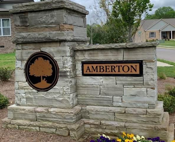 725 Amberton Dr (Lot 107), Smyrna, TN 37167 (MLS #RTC2152706) :: Cory Real Estate Services