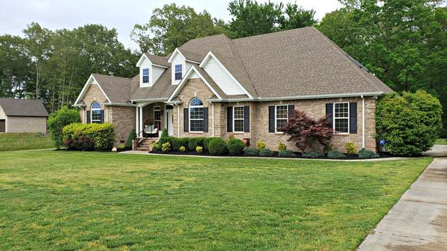 57 S Kensington Ct, Manchester, TN 37355 (MLS #RTC2152780) :: Village Real Estate