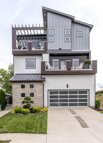 1215A Sigler St, Nashville, TN 37203 (MLS #RTC2152788) :: RE/MAX Homes And Estates