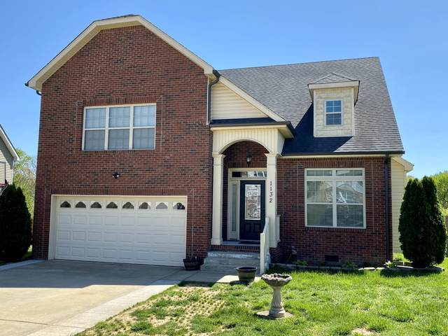 1132 Ishee Dr, Clarksville, TN 37042 (MLS #RTC2152791) :: CityLiving Group