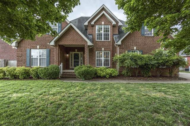 2507 Patricia Cir, Murfreesboro, TN 37128 (MLS #RTC2152827) :: The Matt Ward Group