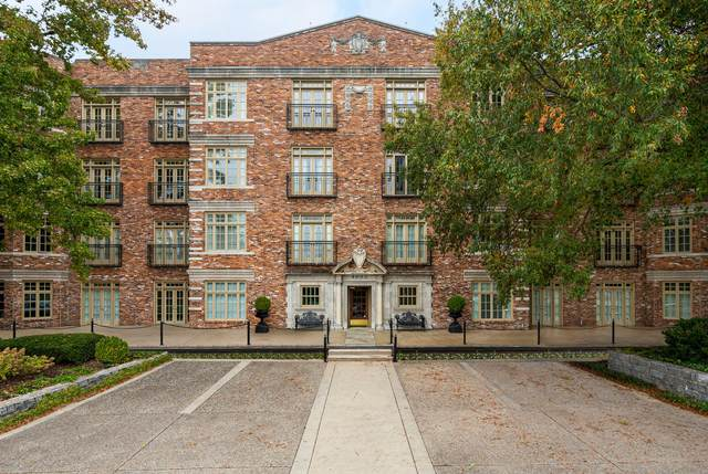 4000 West End Ave Apt 204 #204, Nashville, TN 37205 (MLS #RTC2152834) :: RE/MAX Homes And Estates