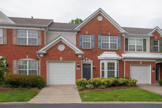 440 Old Towne Dr #440, Brentwood, TN 37027 (MLS #RTC2152841) :: The Matt Ward Group