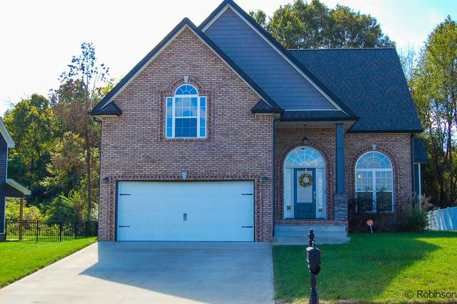 895 Terraceside Cir, Clarksville, TN 37040 (MLS #RTC2152875) :: Berkshire Hathaway HomeServices Woodmont Realty