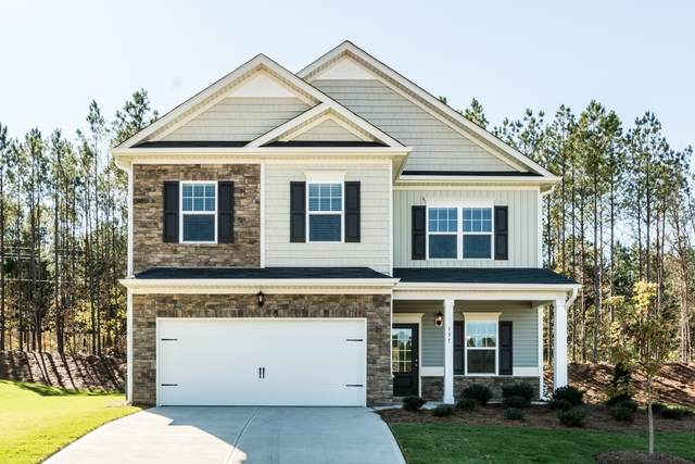 78 Briar Chapel Drive, Murfreesboro, TN 37128 (MLS #RTC2152922) :: Village Real Estate