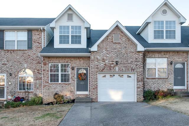 604 Spence Enclave Way, Nashville, TN 37210 (MLS #RTC2152945) :: DeSelms Real Estate