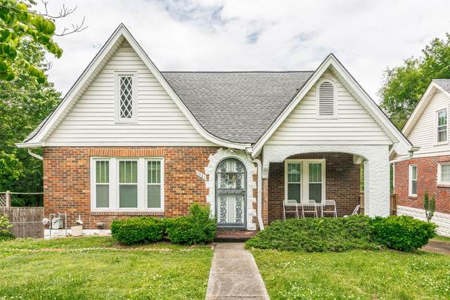 1221 Stratford Ave, Nashville, TN 37216 (MLS #RTC2152954) :: RE/MAX Homes And Estates