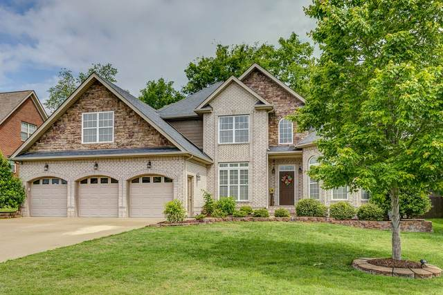3003 Sakari Cir, Spring Hill, TN 37174 (MLS #RTC2152960) :: The Easling Team at Keller Williams Realty