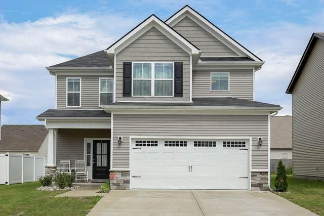 4247 Golden Sun Ct, Murfreesboro, TN 37127 (MLS #RTC2152961) :: Team Wilson Real Estate Partners