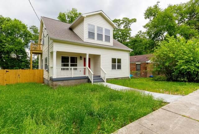 1615 Arthur Ave, Nashville, TN 37208 (MLS #RTC2152976) :: Berkshire Hathaway HomeServices Woodmont Realty