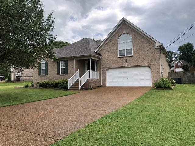 224 Parrish Pl, Mount Juliet, TN 37122 (MLS #RTC2152978) :: Village Real Estate