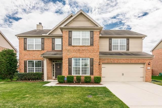 1033 Addington Rd, Hendersonville, TN 37075 (MLS #RTC2152987) :: Berkshire Hathaway HomeServices Woodmont Realty