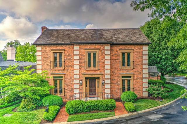 120 Prospect Hill, Nashville, TN 37205 (MLS #RTC2152996) :: Felts Partners