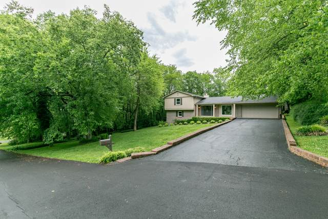 1108 Hiwassee Dr, Columbia, TN 38401 (MLS #RTC2153015) :: Village Real Estate