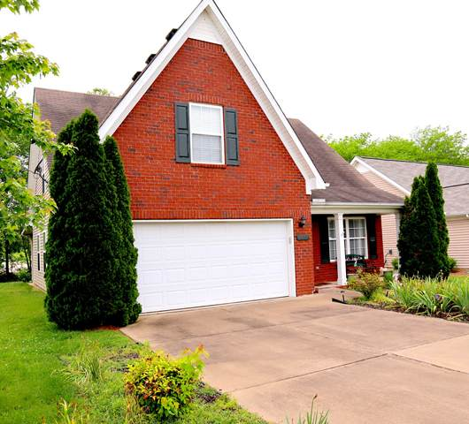 4011 Deer Run Trace, Spring Hill, TN 37174 (MLS #RTC2153031) :: CityLiving Group