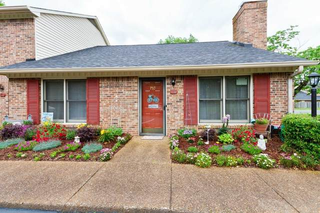 750 Kent Rd, Nashville, TN 37214 (MLS #RTC2153062) :: Village Real Estate