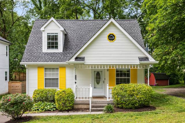 1332 Cardinal Ave, Nashville, TN 37216 (MLS #RTC2153109) :: Ashley Claire Real Estate - Benchmark Realty