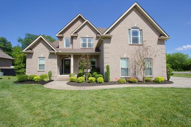 1002 Loblolly Drive, Murfreesboro, TN 37128 (MLS #RTC2153114) :: RE/MAX Homes And Estates