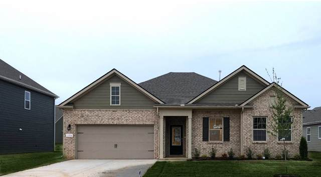 1204 Black Oak Drive, Murfreesboro, TN 37128 (MLS #RTC2153119) :: Team Wilson Real Estate Partners