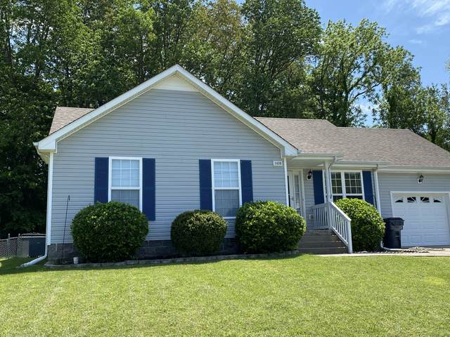 1020 Fuji Ln, Clarksville, TN 37040 (MLS #RTC2153125) :: The Matt Ward Group